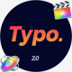 Download Typography | FCPX & Apple Motion from VideHive