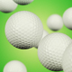 Golf Ball Background V1 - VideoHive Item for Sale