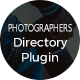 Photographer Directory - WordPress Plugin - CodeCanyon Item for Sale
