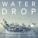Water Drop - VideoHive Item for Sale