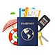 Realistic 3D Detailed Travel Concept - GraphicRiver Item for Sale