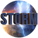 Lightning Storm - Cinematic Trailer Titles - VideoHive Item for Sale