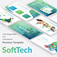 SoftTech Business Google Slide Template