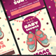 Baby Shower - GraphicRiver Item for Sale