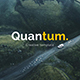 Quantum Creative Powerpoint Template - GraphicRiver Item for Sale