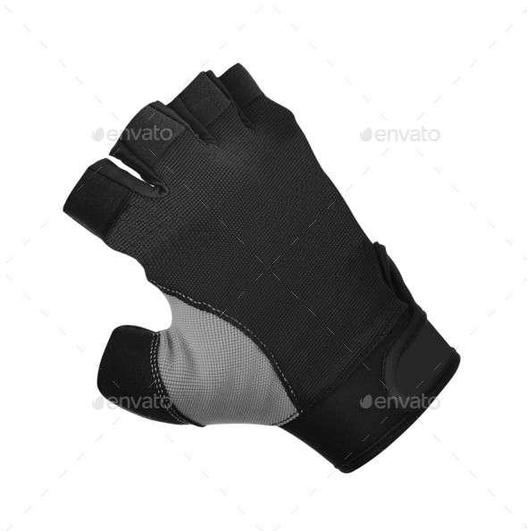Bicycle glove - Stock Photo - Images