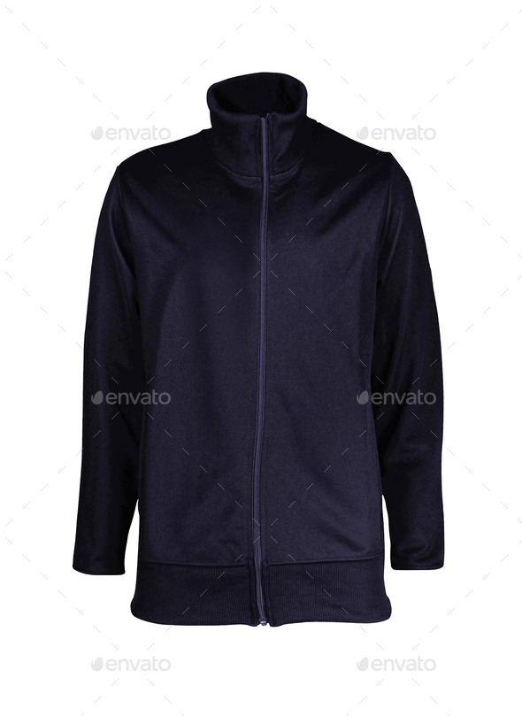 Black Jacket - Stock Photo - Images