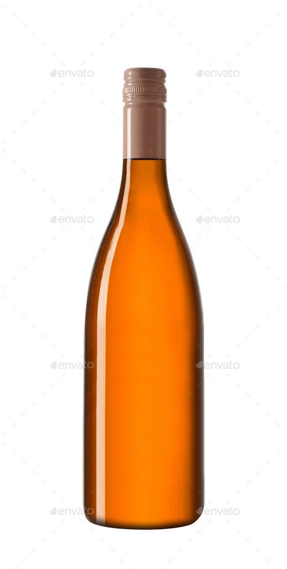 Bottle of champagne - Stock Photo - Images