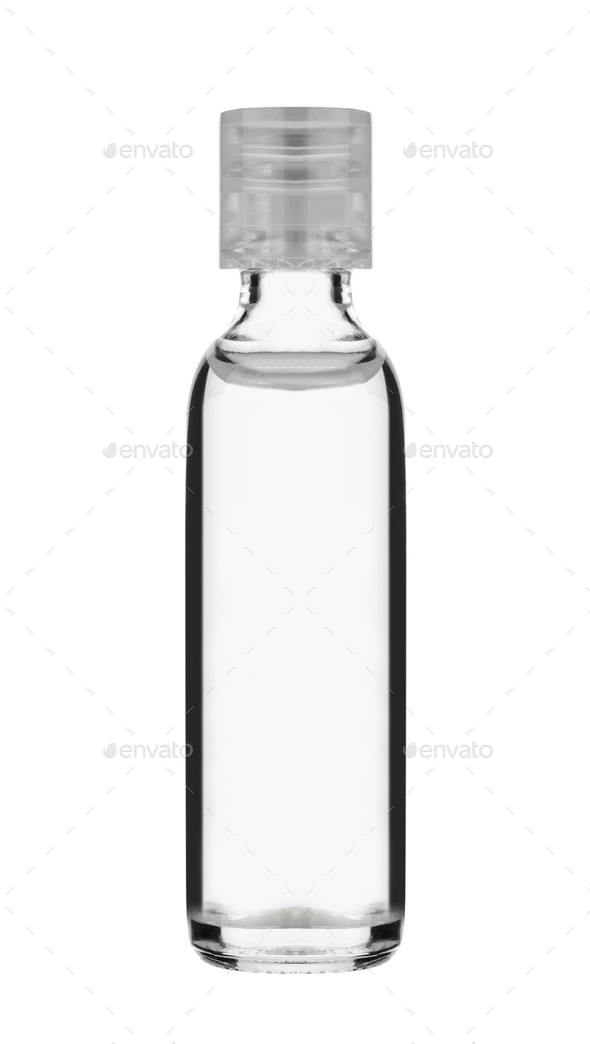 glass medical ampoule - Stock Photo - Images