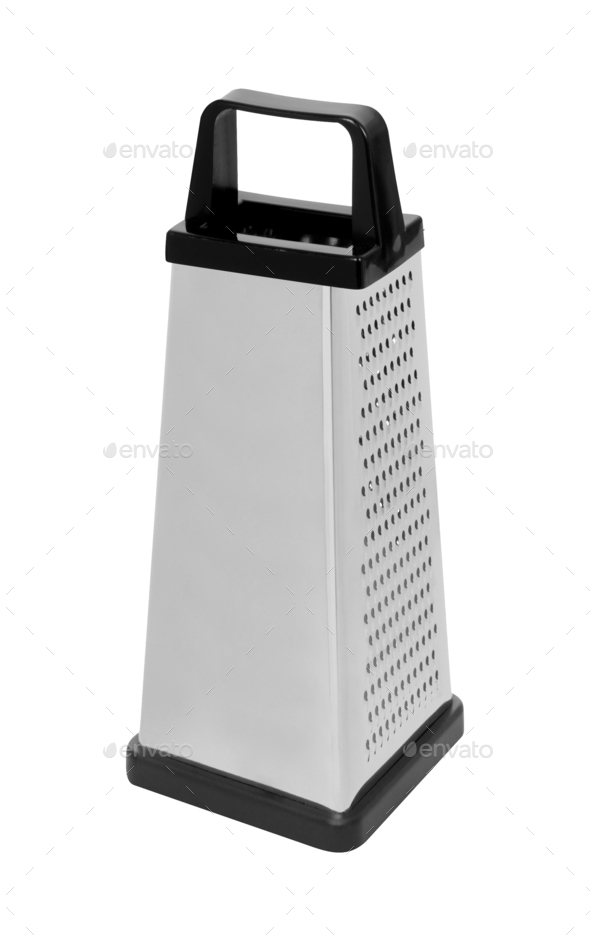 Metal grater ???????? ?? ????? - Stock Photo - Images