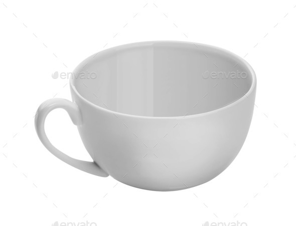 Cool tea cup - Stock Photo - Images