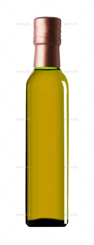 oil Bottle - Stock Photo - Images