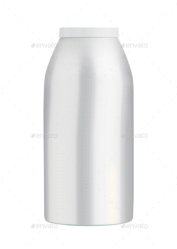bottle isolated on white - Stock Photo - Images