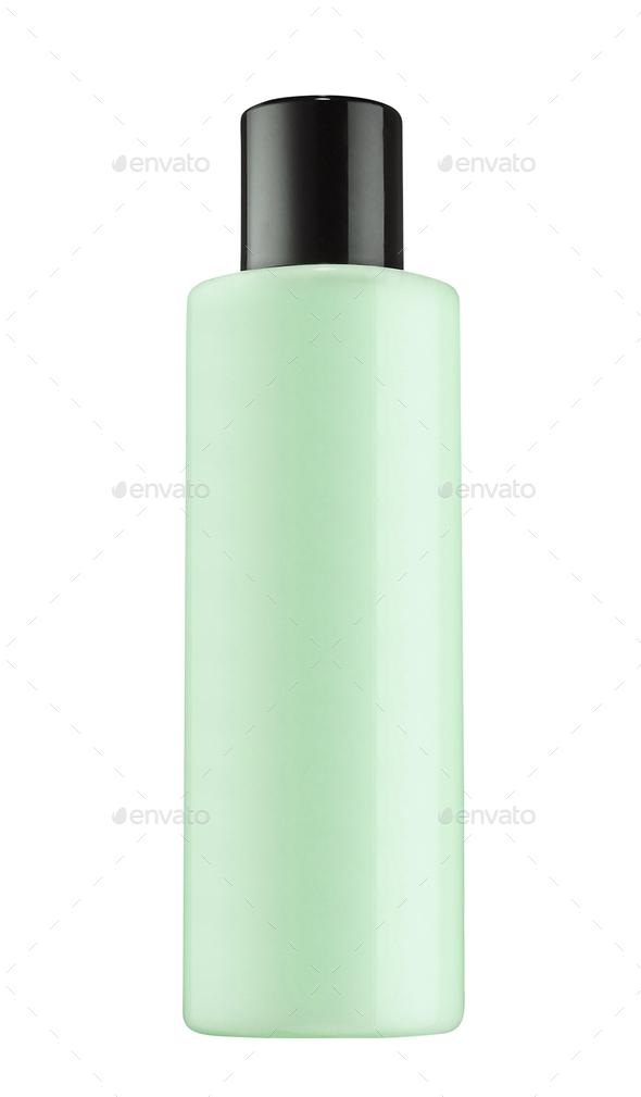 perfume bottle isolated - Stock Photo - Images