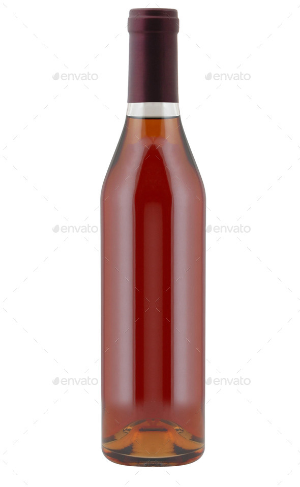 a bottle isolated - Stock Photo - Images