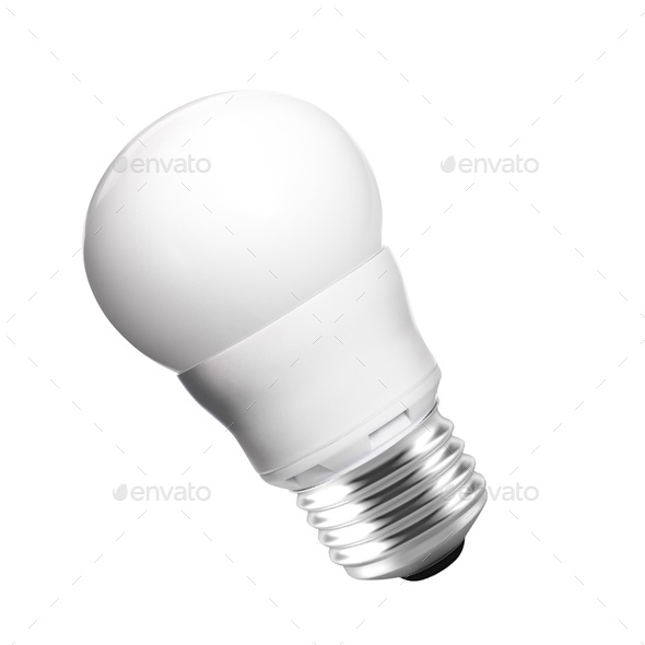 LED light bulb - Stock Photo - Images