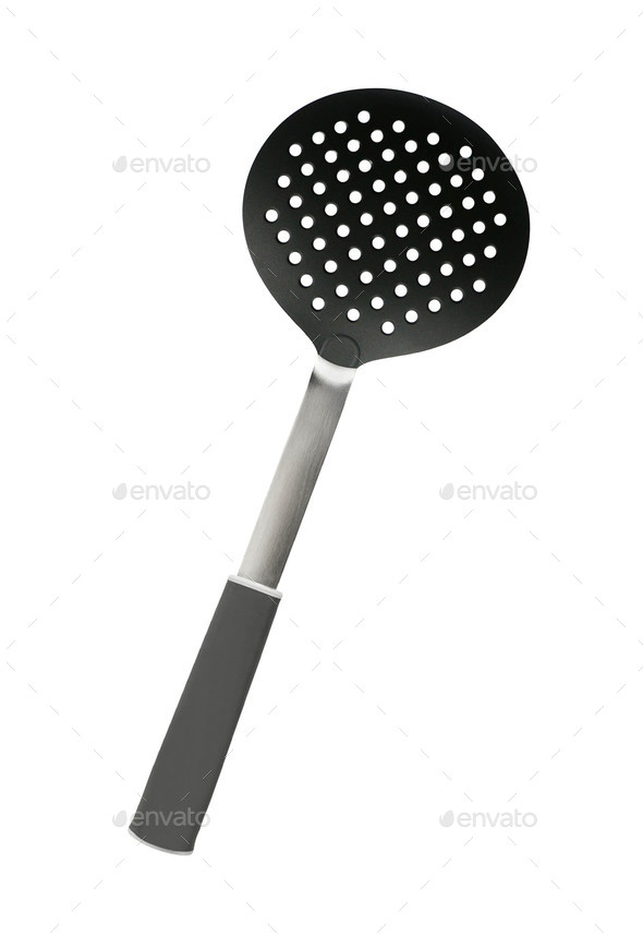 skimmer isolated on white background - Stock Photo - Images