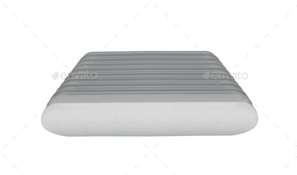 Heating radiator isolated - Stock Photo - Images