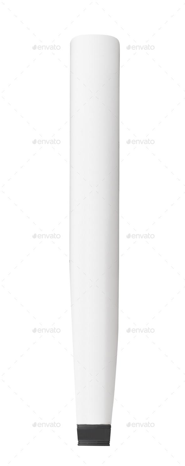 Baseball bat case isolated - Stock Photo - Images