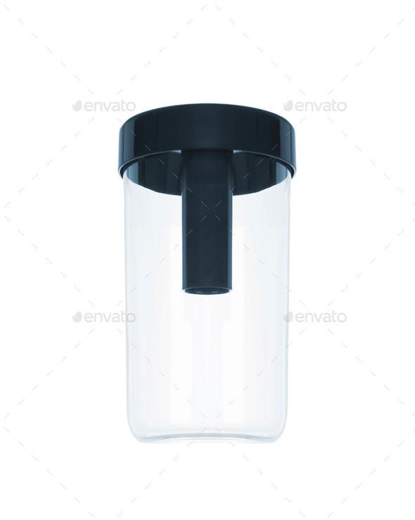 blender isolated on white background - Stock Photo - Images