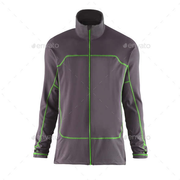 male sport jacket - Stock Photo - Images
