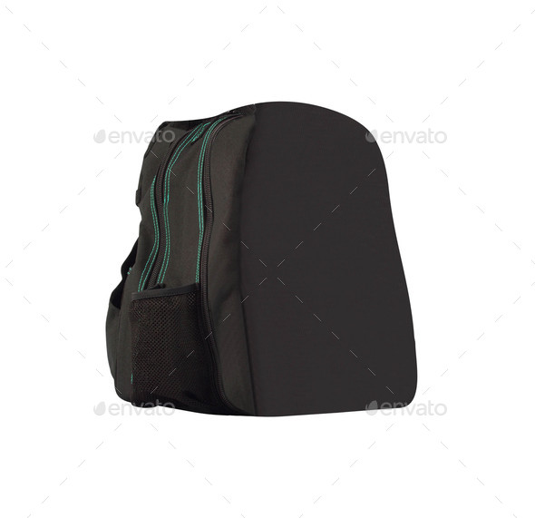 Backpack, bag, school. - Stock Photo - Images