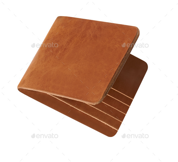 men's wallet purse - Stock Photo - Images