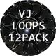 VJ Light Spheres Loops Ver.3 - 12 Pack - VideoHive Item for Sale