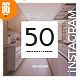 50 Instagram Banners - GraphicRiver Item for Sale