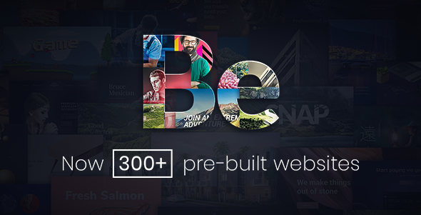 BeTheme - Responsive Multi-Purpose WordPress Theme - Business Corporate