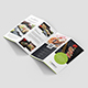 Brochure – Sushi Restaurant 4-Fold - GraphicRiver Item for Sale