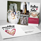 Wedding Invitaion Postcard - GraphicRiver Item for Sale