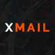 Xmail - Modern Email Design + Responsive + Drag and Drop Builder