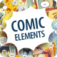 Comic Elements - VideoHive Item for Sale