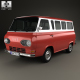 Ford E-Series Falcon Club Wagon 1963