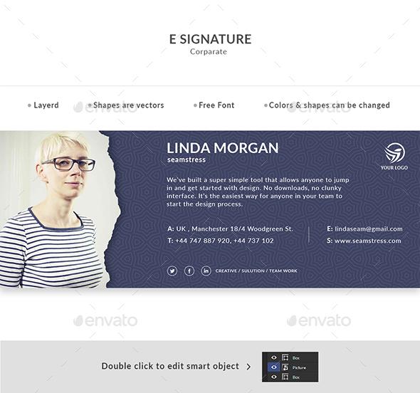 E Signature - Miscellaneous Web Elements