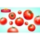 Tomato Realistic Background