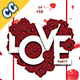 Love Flyer - GraphicRiver Item for Sale