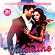 Valentine Days Flyer - GraphicRiver Item for Sale