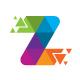 Letter Z - Zen Tech Logo