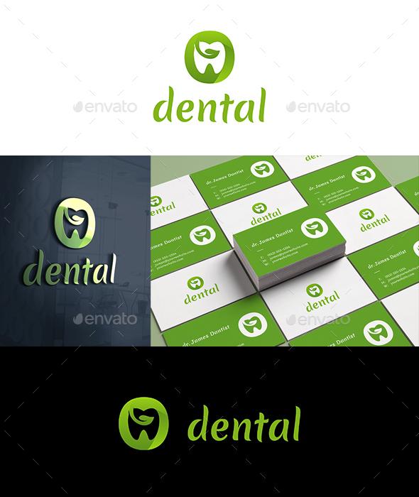 Eco Dental Logo - Logo Templates