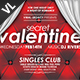 Secret Valentine Flyer V01 - GraphicRiver Item for Sale