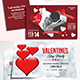 Valentine Post Card Bundle