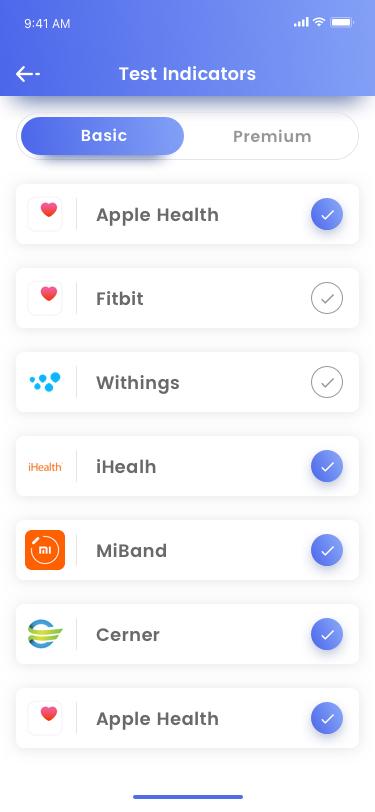 Healer - Mobile App UI Kit