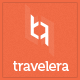 Travelera - Travel Blog Theme - ThemeForest Item for Sale