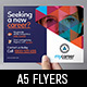 Recruitment Agency Flyer Templates - GraphicRiver Item for Sale