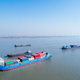 container ships closeup on yangtze river - PhotoDune Item for Sale