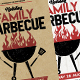 Holiday Family Barbecue Flyer - GraphicRiver Item for Sale