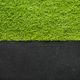Plain grass background half of black floor - PhotoDune Item for Sale
