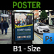 Security Guards Poster Template - GraphicRiver Item for Sale